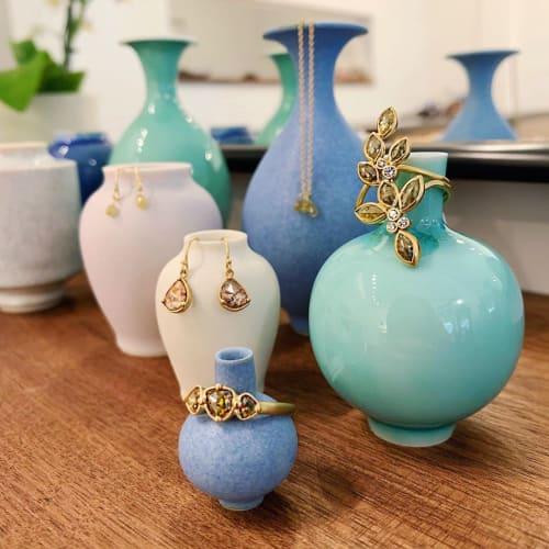 Vases & Vessels by Yuta Segawa seen at Rebecca Overmann, San Francisco - Mini Vases