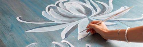 Oriental Wind (Maria Trishetskaya) - Paintings and Art