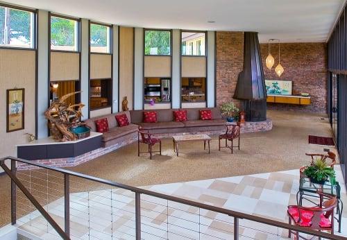 Interior Design by Gi Paoletti Design Lab seen at Private Residence, Piedmont - Interior Design