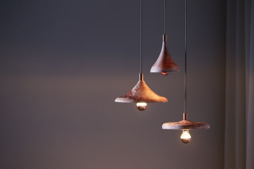 Pendants by Zhekai Zhang seen at Private Residence, Shanghai - Coffire