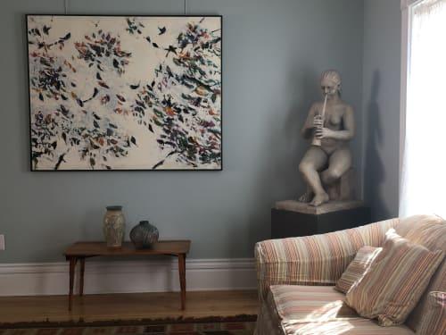 Sculptures by Chris Bilton seen at Ellie Harold Fine Art, Frankfort - Sculpture