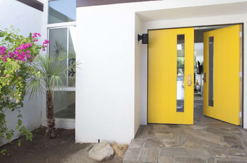 Interior Design by MODERNOUS seen at Private Residence, Palm Springs - Wexler Reborn
