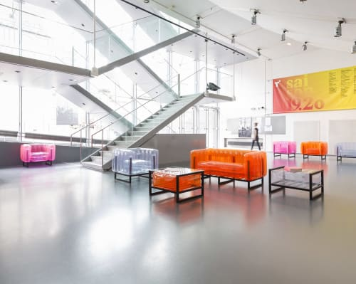 Chairs by MOJOW seen at Private Residence, Paris - Yomi EKO Chair