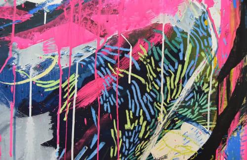 Kaitlyn Tucek - Paintings and Murals