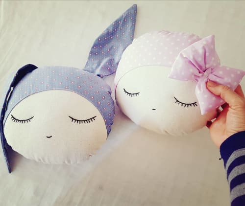 Miss Joyka Handmade Soft Toys/Dolls - Pillows and Textiles
