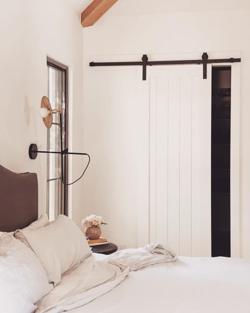 Sconces by Workstead seen at Work Your Closet, Winter Park - Bedroom Sconces
