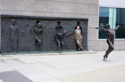 Zenos Frudakis - Sculptures and Public Sculptures