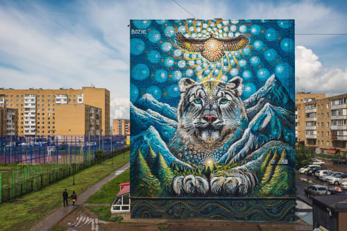 Bozik Art - Street Murals and Murals