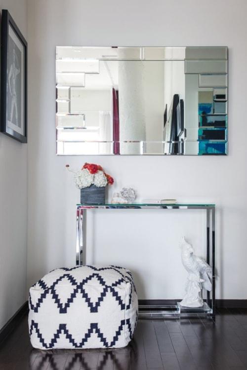 Interior Design by Julie Maigret Design seen at Private Residence, Los Angeles - Broadway Loft
