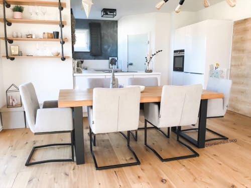 Chairs by Möbel Jack seen at Kristina Tereza's Home - Dining Chairs