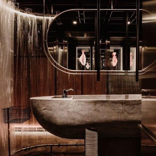 Interior Design by Astet Studio seen at Lobito de Mar - Madrid, Madrid - Lobito de Mar - Madrid
