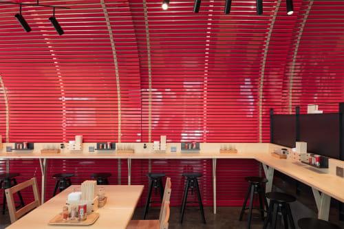 Ebisoba Ichigen 一幻拉麺, Restaurants, Interior Design