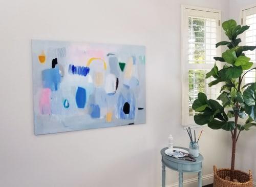 Macrame Wall Hanging by Shina Choi seen at Creator's Studio, San Ramon - Shin jung