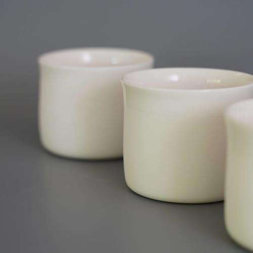 Cups by Studio Cúze seen at Creator's Studio, Berlin - Plain Cup