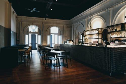 Interior Design by Cusp Design Studio seen at Moana Hall, Perth - Moana Hall