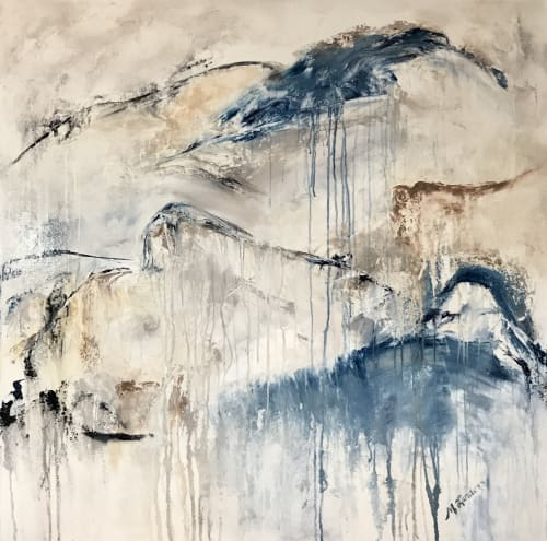 The Birds   Paintings by Marilyn Landers