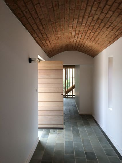 Interior Design by Douglas & Company seen at Private Residence, Midrand - Brick House