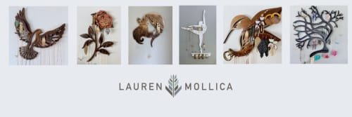 Lauren Mollica Woodworking - Art and Tables