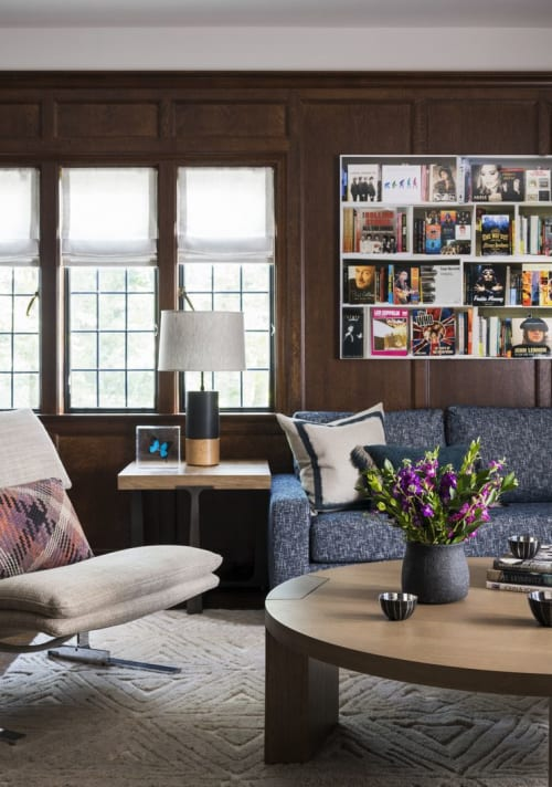 Interior Design by TAMI WASSONG INTERIORS seen at Private Residence, Larchmont - Modern Tudor