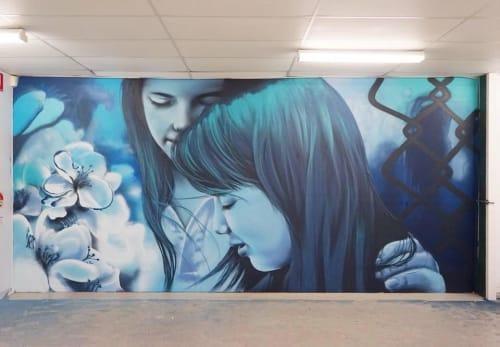 Ketones6000 - Murals and Art