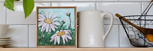 Fiona Verdouw Art - Paintings and Art