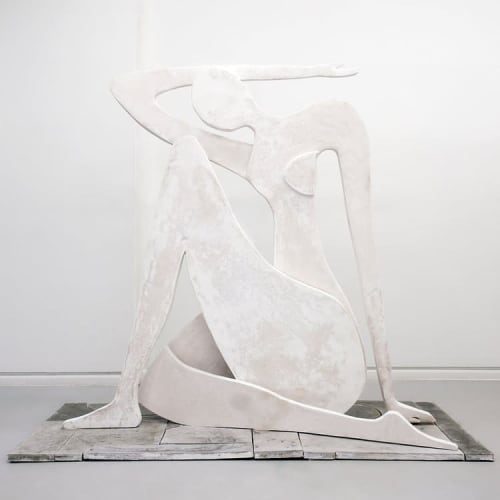 Sculptures by Carolyn Salas at Ghent, Ghent - FULL BODY