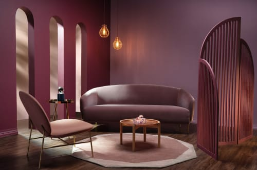 Interior Design by Scarlet Splendour seen at Delhi, Delhi - Asian Paints India Design ID - Enchanted Garden