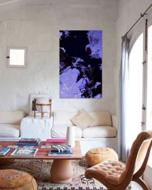 Paintings by Julia Dover Art seen at Private Residence, Sydney - GREASES LICK