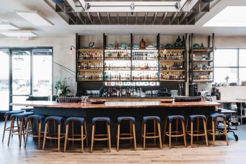 Alderwood Santa Cruz, Restaurants, Interior Design