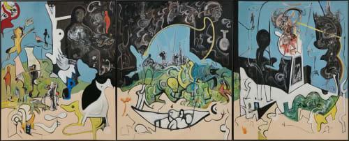Dmitry Artishchev - Paintings and Art