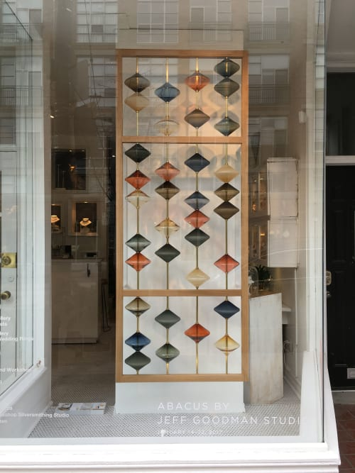 Abacus By Jeff Goodman Studio Seen At Private Residence Toronto Wescover