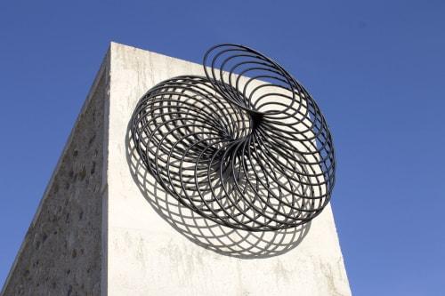 Public Art by Octavi Serra seen at Festival Asalto, Zaragoza - Hullahop