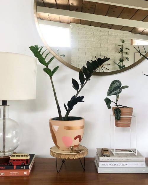 Vases & Vessels by NewMade LA seen at Work Hard Plant Hard, Encinitas - Desk Planter