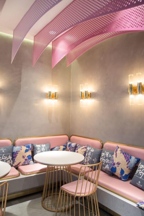 Bengong's Tea & Bakery, Bakeries, Interior Design