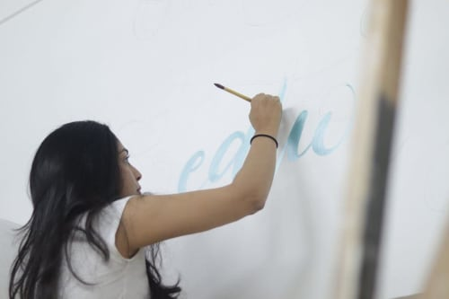The Bombay Lettering Co. - Murals and Signage