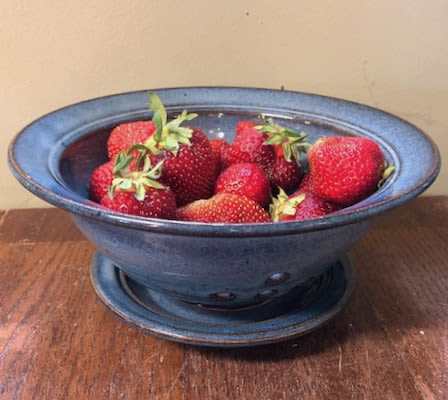 Tableware by TR Pottery LLC seen at Private Residence - Berry Bowl