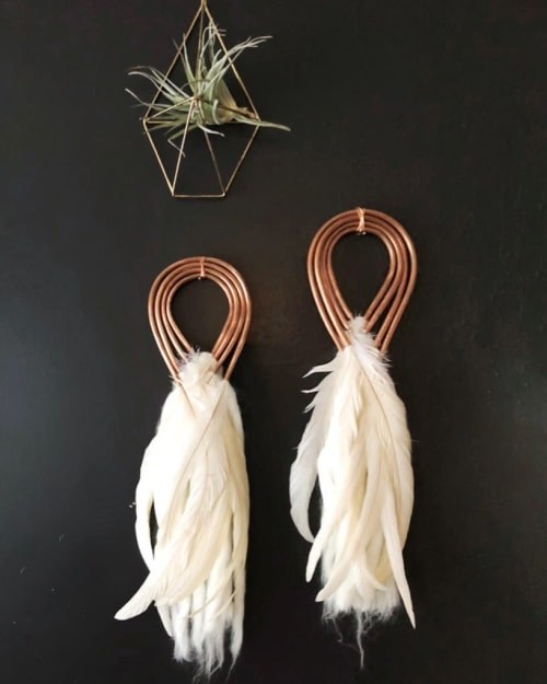Apparel & Accessories by Timber and Torch seen at Private Residence, Torrance - Iggy Tassels