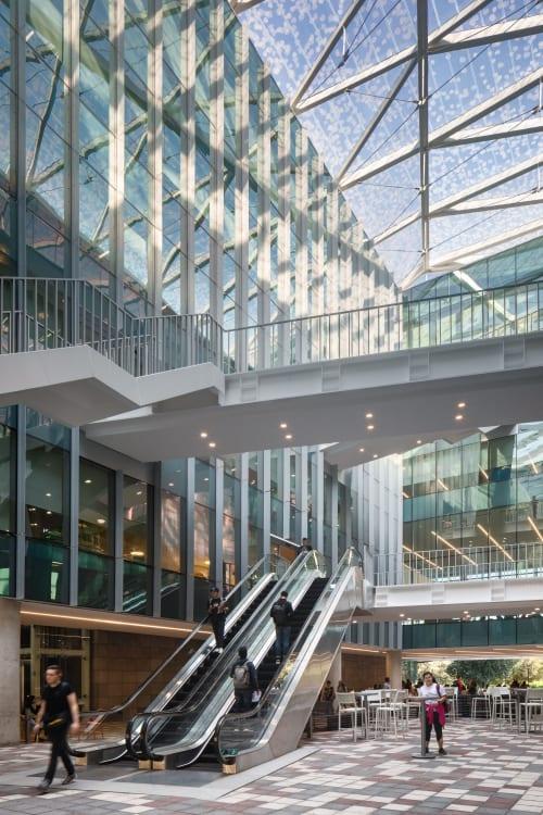 Tecnológico de Monterrey, Public Service Centers, Interior Design