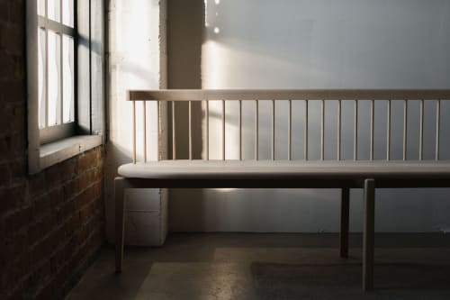 Chairs by Lahoma seen at San Francisco, San Francisco - The Bench