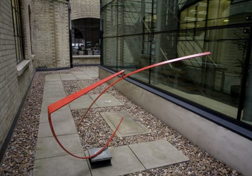 Sculptures by Marko Kratohvil seen at Soho, London - Guardian
