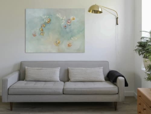 Paintings by Cecilia Arrospide seen at Private Residence - Lima, Peru, Lima - SOFTNESS