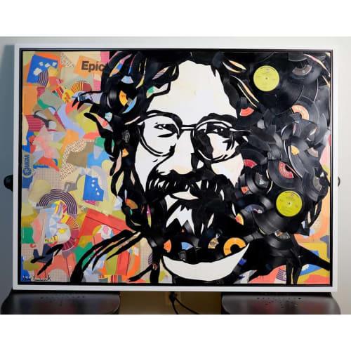 Greg Frederick - Street Murals and Art