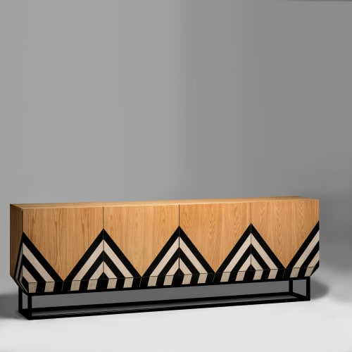 Furniture by Larissa Batista seen at Gravatal, Gravatal - Sideboard Martin