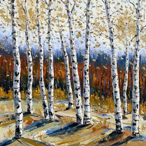 Interlude | Paintings by Lisa Elley ART