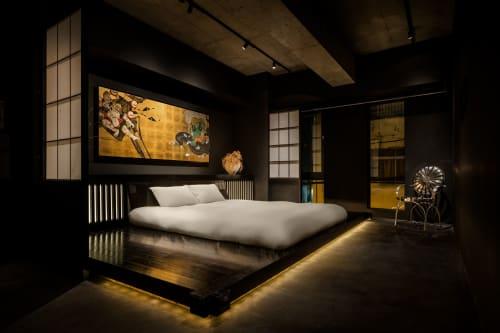 Artist Hotel - BnA STUDIO Akihabara, Hotels, Interior Design