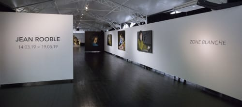 Paintings by Jean Rooble seen at Bordeaux, Bordeaux - Newsfeed