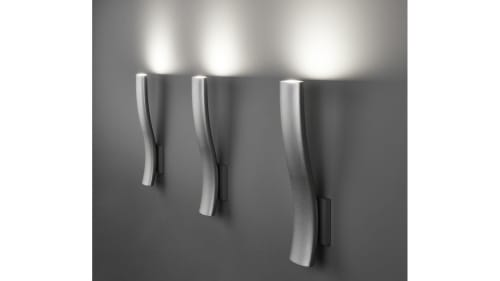 Sconces by Mnima seen at Private Residence, Minneapolis - KENAL wall sconce