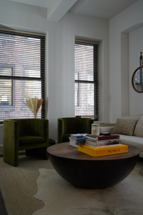 Interior Design by Suite NY seen at Private Residence, New York - Manhattan Residence