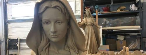 David Alan Clark Sculpture - Public Sculptures and Public Art