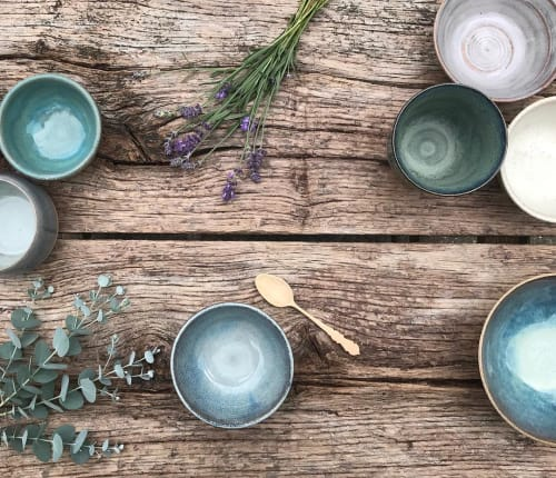 Triskel Pottery - Tableware and Planters & Vases